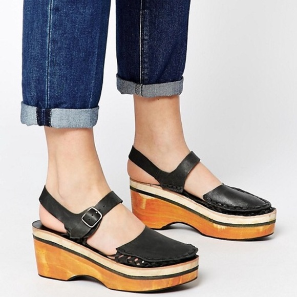 15c8c865541d Free People Shoes - Free People Magnolia Slope Clog